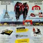 Plakat - Wygraj wyjazd do Paryża