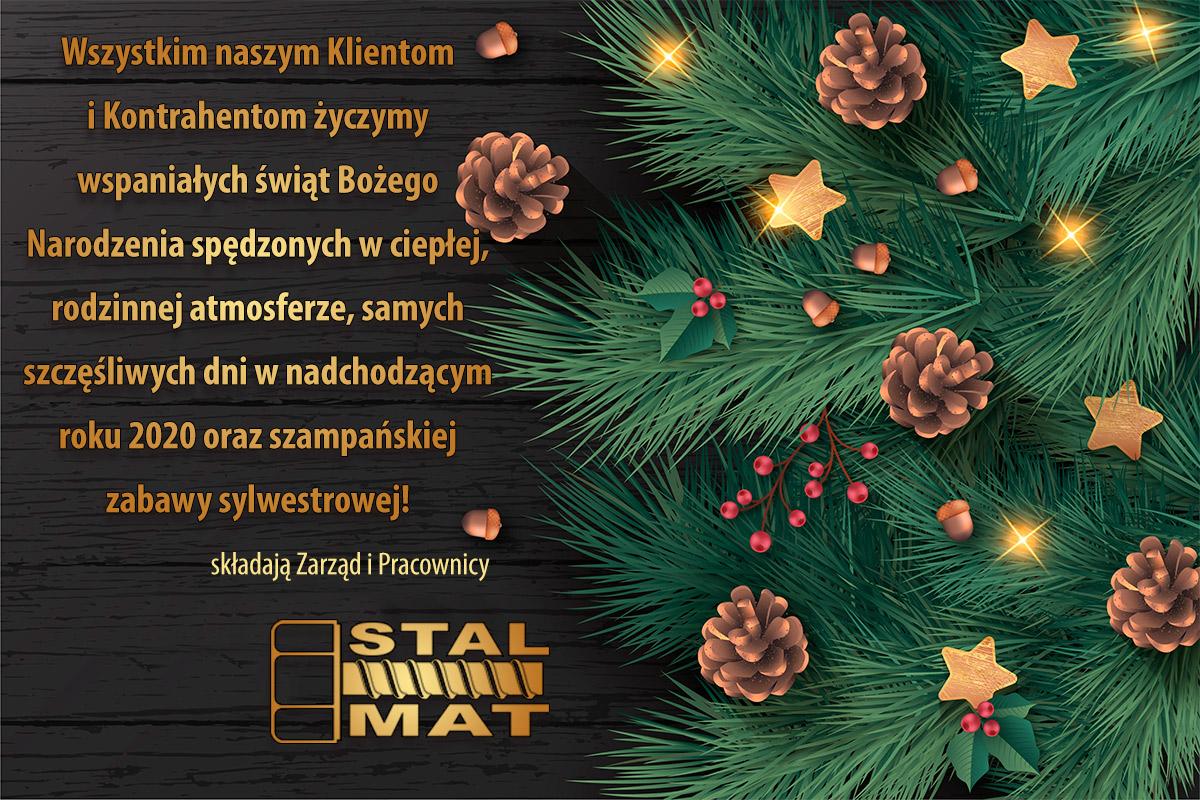 Życzenia StalMat
